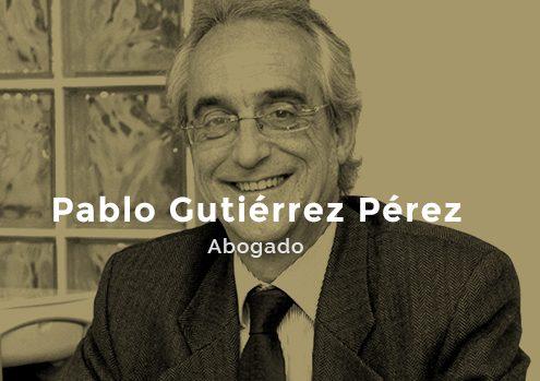 Pablo Gutiérrez Pérez