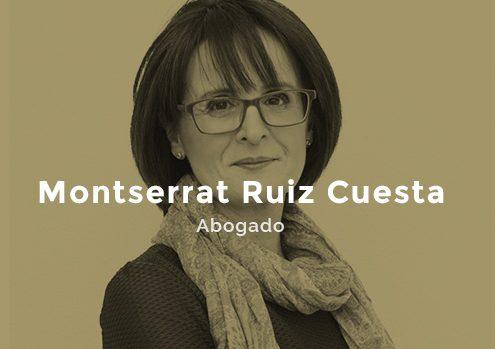 Montserrat Ruiz Cuesta
